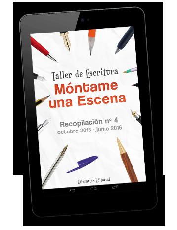 Libro Taller 'Montame una escena - 4'